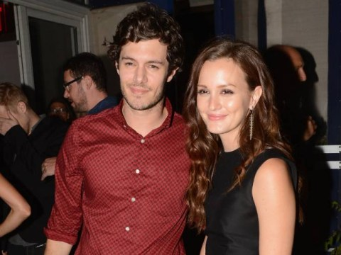 Leighton Meester and Adam Brody (aka Blair Waldorf and Seth Cohen) 'marry in top secret ceremony'