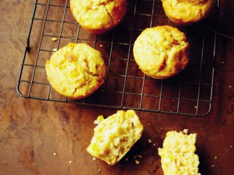 Muffin recipe: How to cook sweetcorn muffins, by Jenny Linford
