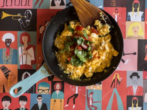 Mexican scrambled eggs: The perfect breakfast recipe and hangover cure