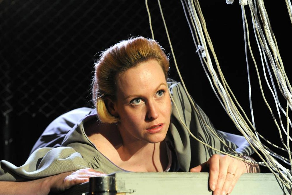 Young Wife/Dido & Aeneas at King's Head Theatre: Camp humour wears thin