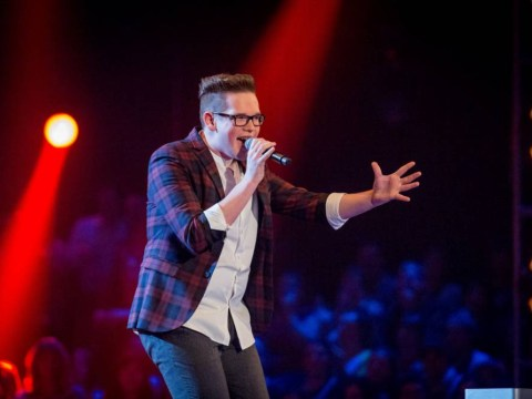 The Voice's Tom Barnwell: Making judges dance was insane