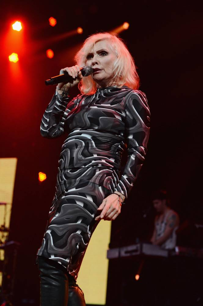 Debbie Harry to be crowned 'Godlike Genius' at NME Awards 2014