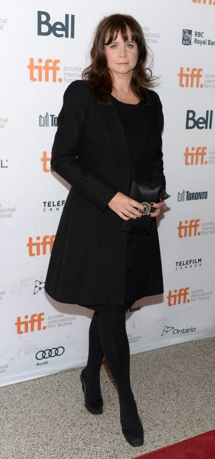 Emily Watson stars as Rosa in The Book Thief (Picture: Getty)
