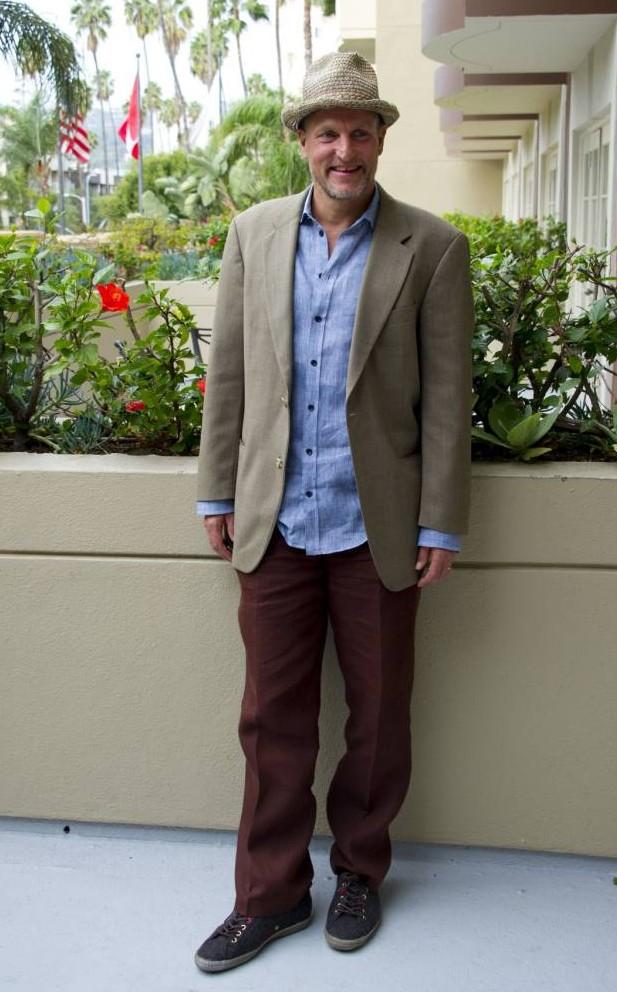 True Detective star Woody Harrelson: I love Matthew McConaughey, he's like a brother