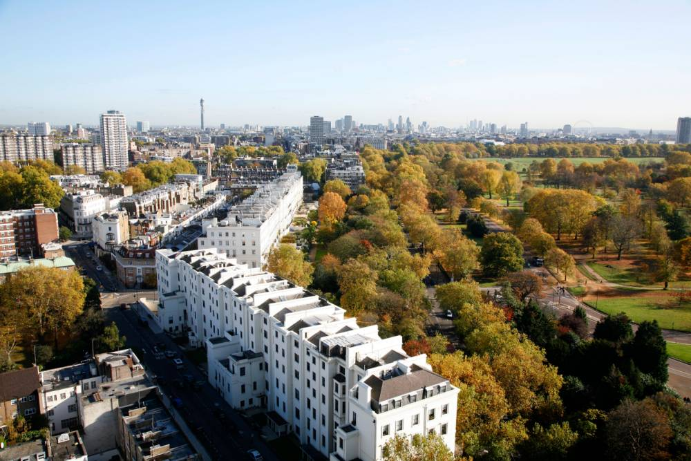Bayswater, central London: A central and cosmopolitan area that's riding high