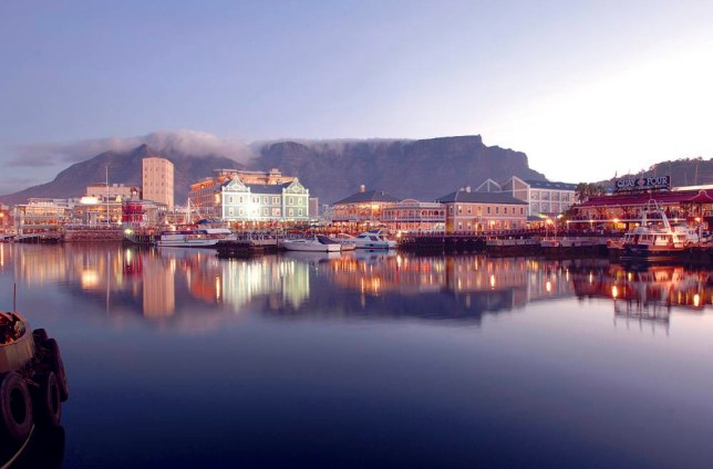 Victoria & Alfred Waterfront in the historic heart of Cape Town (Picture: V&A Waterfront)