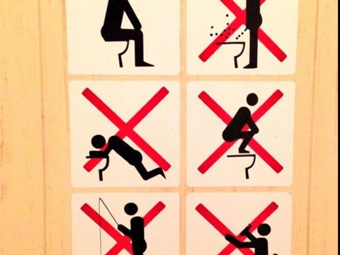 Snowboarder reveals that athletes in Sochi are banned from fishing in the toilets