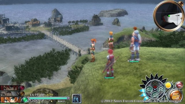Ys: Memories Of Celceta (PSV) - a little bit of everything