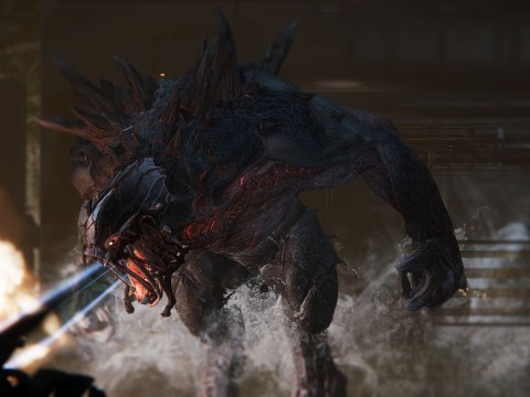 Evolve hands-on preview and interview – left 4 monsters