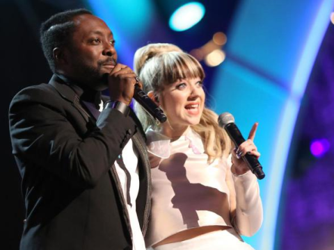 The Voice's Leah McFall gushes about working with Will.i.am as she releases 'warm-up' music ahead of first single