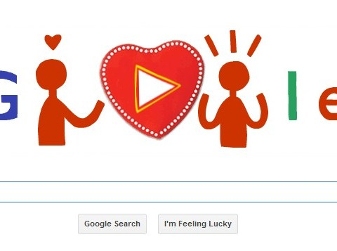 Google Doodle: 5 weird and wonderful chocolates from the Valentine's Day doodle