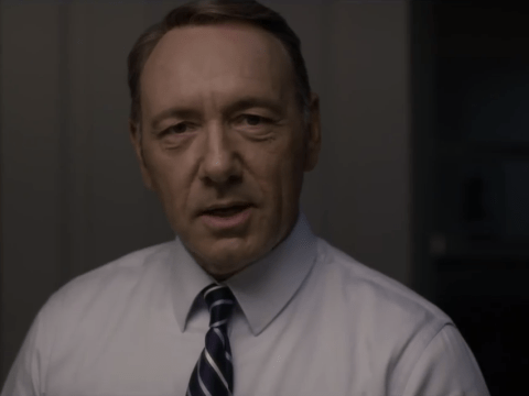 House Of Cards season 2: Merciless Frank Underwood in new 'welcome back' promo