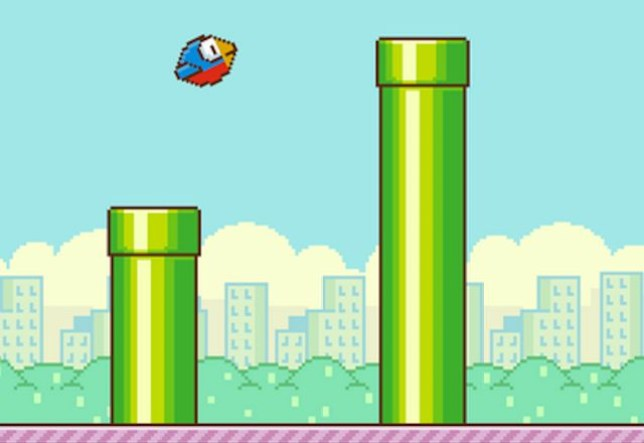 Flappy Wings - attack of the clones