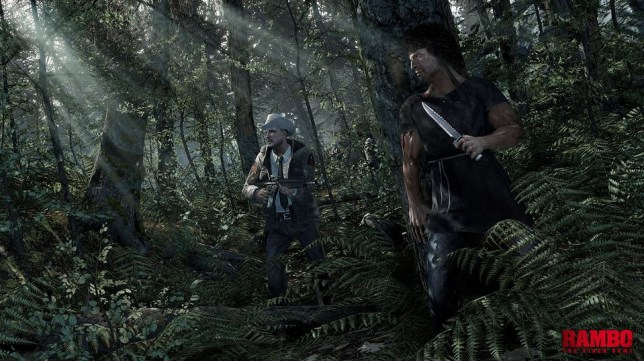 Rambo: The Video Game (360) - not as bad as it looks
