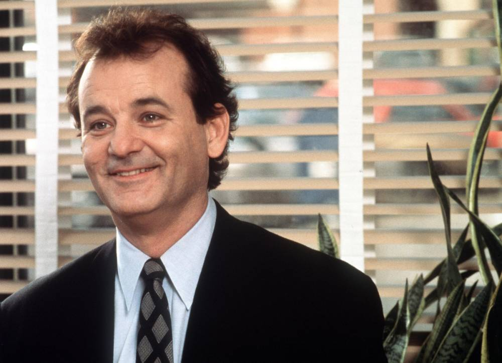 This is how many days Bill Murray's character actually spent in Groundhog Day…