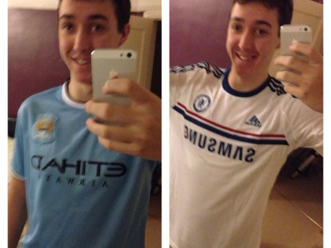 Manchester City fan quits club to support Chelsea after draw with Norwich