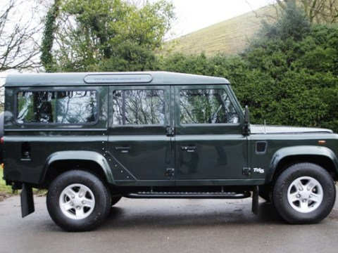 Now you can drive like a Queen – in a pimped out Land Rover that once belonged to HRH