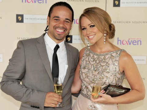 Kimberley Walsh welcomes her second child with husband Justin Scott