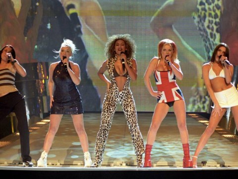 Everyone except Posh? Mel C hints 'a few' of the Spice Girls will reunite in 2016