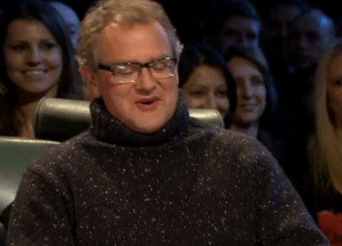 Hugh Bonneville mocked for 'jumper and lipstick' combo as Top Gear guest