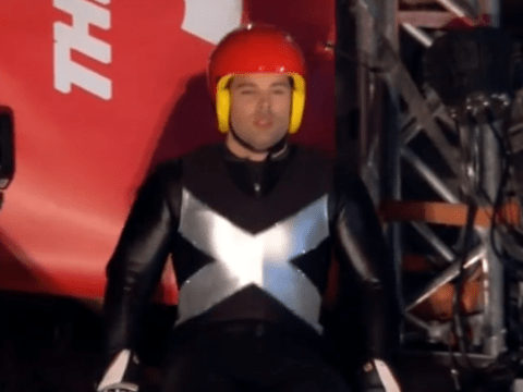 Joe McElderry crowned winner of The Jump after Steve Redgrave and Marcus Brigstocke forced to pull out