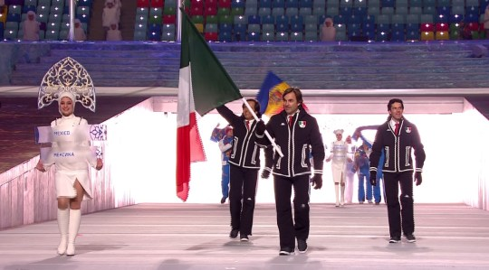 Sochi 2014 Winter Olympics: Mexico