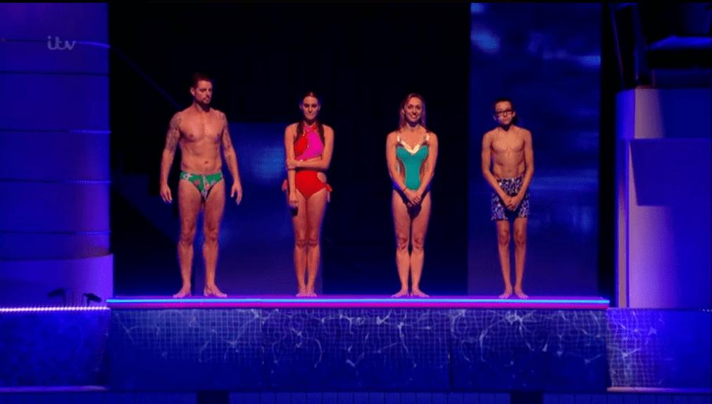 Splash 2014: Keith Duffy, Perri Kiely