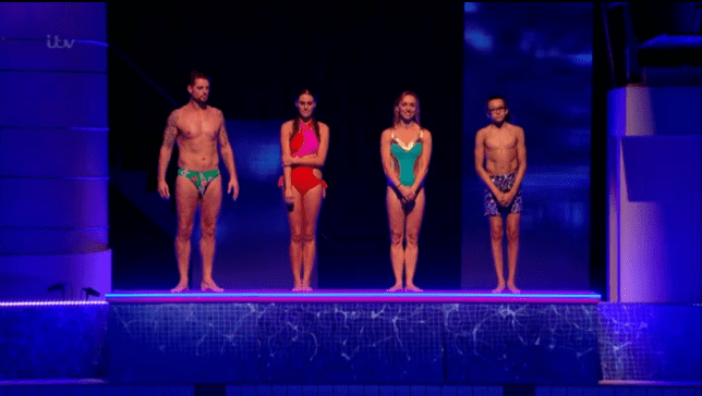 Splash 2014: Keith Duffy, Perri Kiely