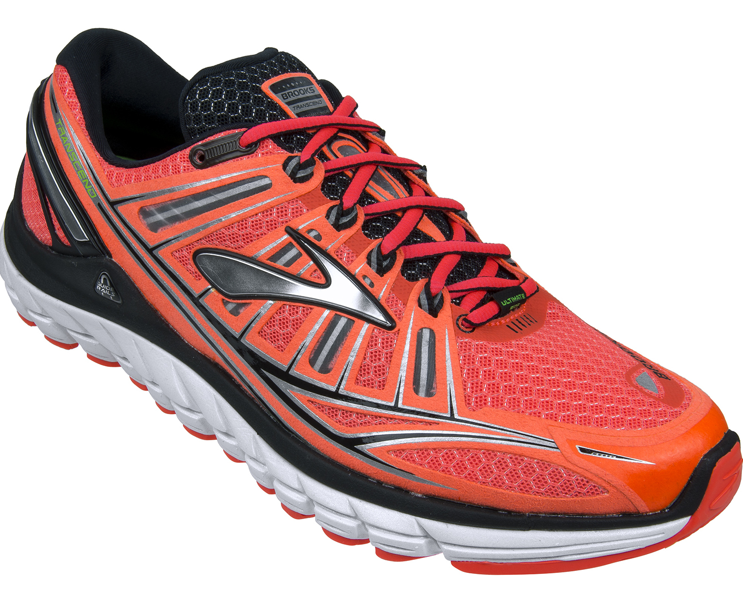 Trainer wars: Brooks Transcend box clever with spaceship delivery