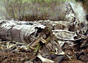 jet crash nigeria