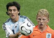Argentina v Holland