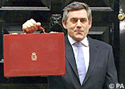 Gordon Brown - leave a funny caption, go on, you know you want to!