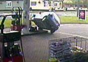 Suzanne Cordeau pump accident