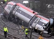 Cumbria train crash