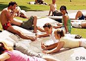 Heatwave people
