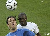 Italy v Ghana