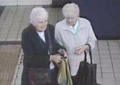 Old ladies bag theft