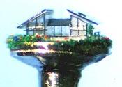Pinhead house