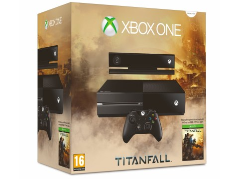 Xbox One price cut to £399.99 with free copy of Titanfall