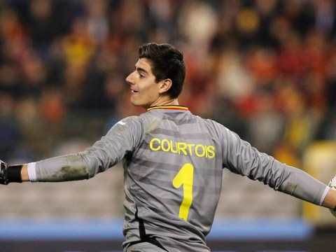 Chelsea's Thibaut Courtois rules out Real Madrid move but hints at Atletico stay