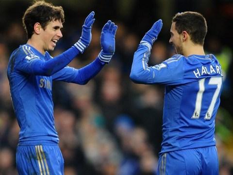 Jose Mourinho will sell Oscar and Eden Hazard to Paris Saint-Germain – for £300m