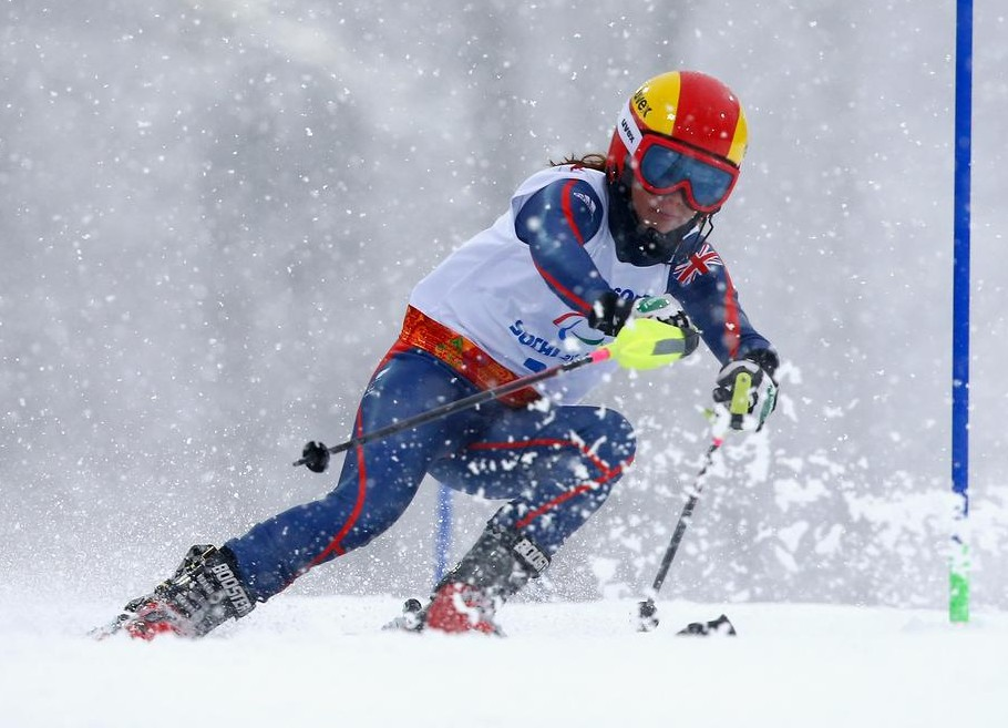 Sochi 2014 Winter Paralympics: Skier Jade Etherington to go for broke in bid to land elusive gold