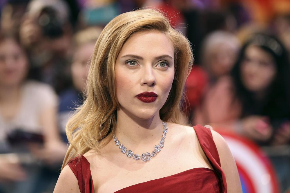 Scarlett Johansson is keen for a Black Widow spin-off film (Picture: Reuters)
