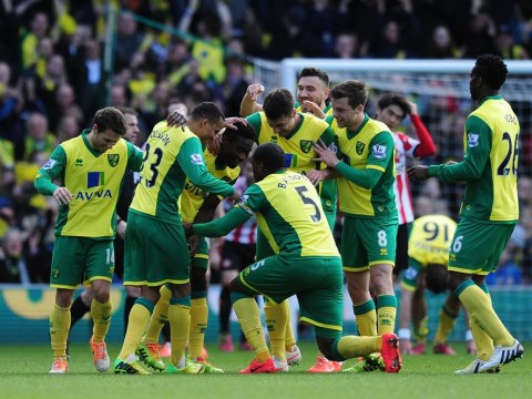 Home comforts as Norwich City seal the deal against Sunderland