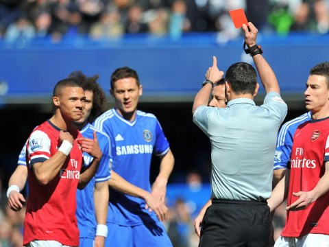 Blunder ref Andre Marriner should be banned for rest of season, says Clive 'The Book' Thomas