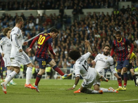 El Clasico: Barcelona beat Real Madrid in seven-goal thriller as brilliant Lionel Messi fires hat-trick