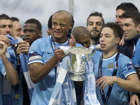 Manchester City's Capital One Cup success boosts Manchester United's chances of European football next season