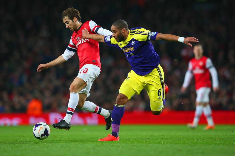 Arsenal considering new move for Swansea City skipper Ashley Williams