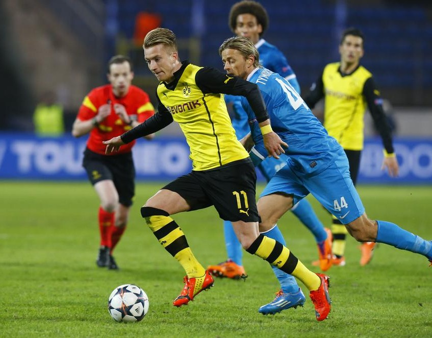 Marco Reus in action (Picture: AP)