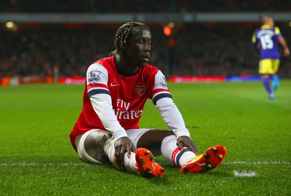 Arsenal's Bacary Sagna to stay in England, says Inter Milan president Erick Thohir